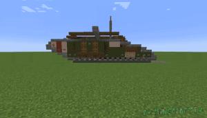 Tanks WWI - Mk-V  &  A7V  [+1.8]