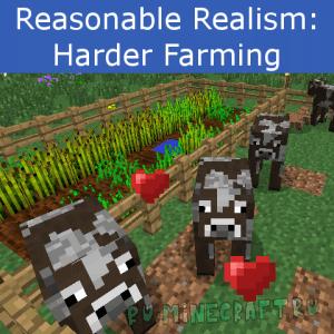 Harder Farming [1.12.2] [1.11.2] [1.10.2]