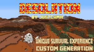 Desolation - карта на выживание [1.8+]