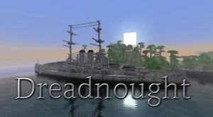 Dreadnought - Дредноут SMS Viribus Unitis [MAP][1.8+]