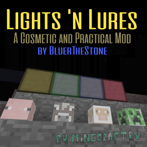 Lights 'n Lures [1.12.2]