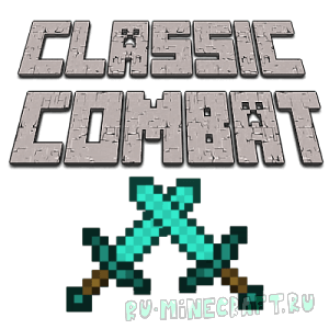 Classic Combat [1.12.2] [1.12.1] [1.11.2] [1.10.2]
