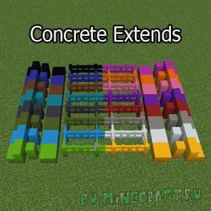 Concrete Extends [1.12]