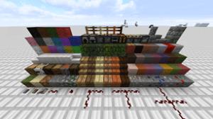 I shrunk the Minecraft - простой ресурспак [1.12|1.8][8px]