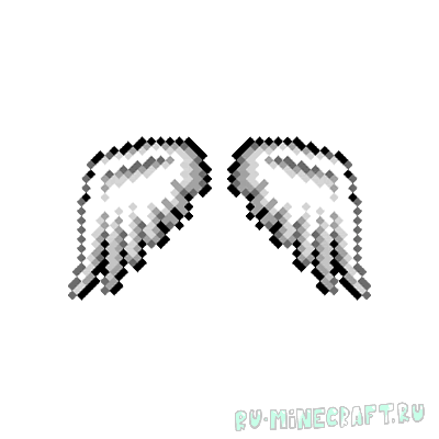 Cosmetic Wings - крылья [1.12.2] [1.11.2] [1.10.2] [1.7.10]
