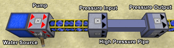 Pressure Pipes [1.12.2] [1.11.2] [1.10.2] [1.9.4] [1.8.9] [1.7.10]