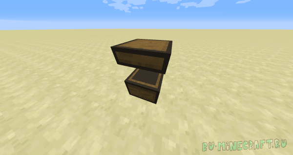 Storage Cubes - текстуры сундука Шалкера [1.11.2+][16px]