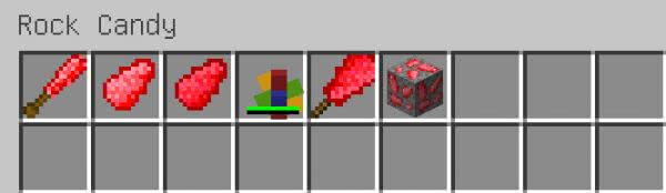 Rock Candy [1.12.2] [1.12.1] [1.11.2] [1.10.2] [1.7.10]