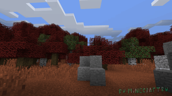 Autumn Season Pack [1.12.1] [1.11.2] [16x16]