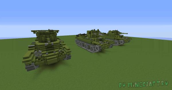 БТ-7 - лучший танк межвоенного периода! [1.9+]