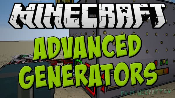 Advanced Generators [1.12.1] [1.11.2] [1.10.2] [1.9.4] [1.8.9] [1.7.10]