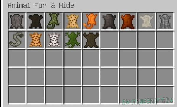 Zoo & Wild Animals Mod [1.8]