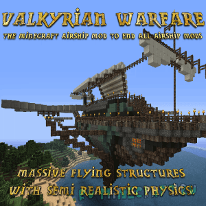 Valkyrien Warfare [1.12.2] [1.11.2] [1.10.2]