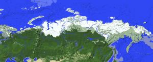 Карта России для майнкрафт [1.12.1] [1.11.2]
