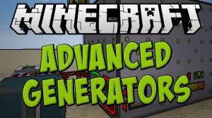 Advanced Generators [1.12.2] [1.11.2] [1.10.2] [1.9.4] [1.8.9] [1.7.10]