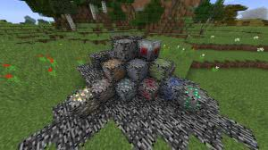Bedrock Ores [1.12.2] [1.11.2] [1.10.2]