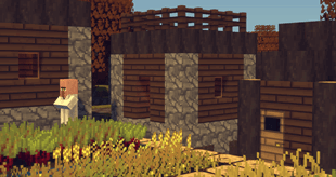 Rangercraft Autumn - вечная осень [1.12.1-1.8][16px]