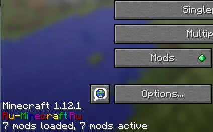 Better Title Screen mod [1.12.2] [1.11.2] [1.10.2] [1.9.4] [1.8.9] [1.7.10]