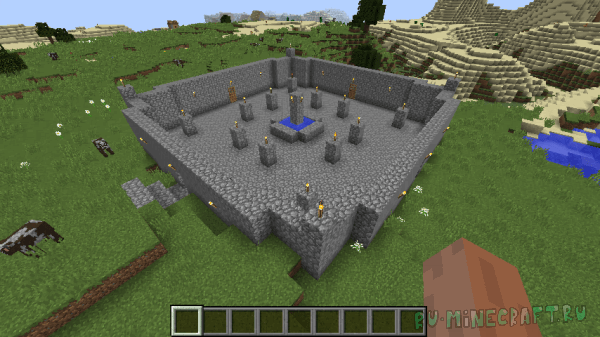 Spawn Temple [1.12.2] [1.10.2]