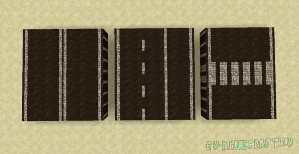 Road-Pack: Asphalt Edition [1.12] [16x16]