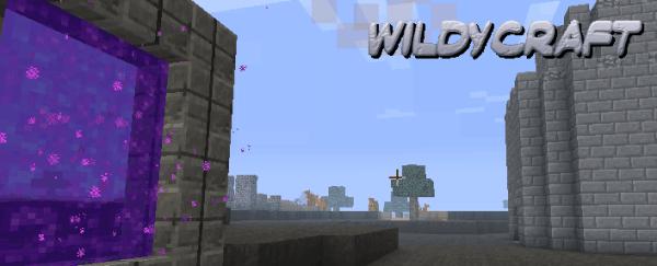 Wildycraft - измерения, мобы, оружие, магия [1.7.10]