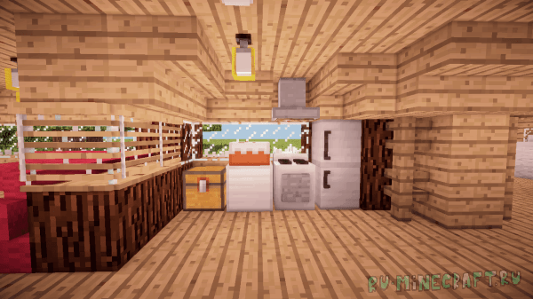 MrCrayfish's Furniture Mod - фурнитура мод [1.12.2] [1.11.2] [1.10.2] [1.9.4] [1.8.9] [1.7.10]