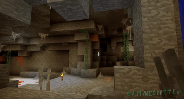 Better Underground [1.12.2] [1.12.1]