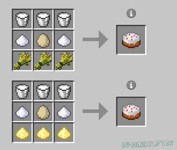 Flour Power [1.12.2] [1.11.2] [1.10.2] [1.9.4] [1.8.9]