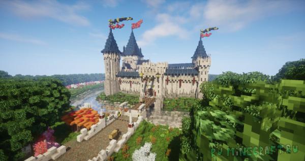 Summerhold Castle [Map]