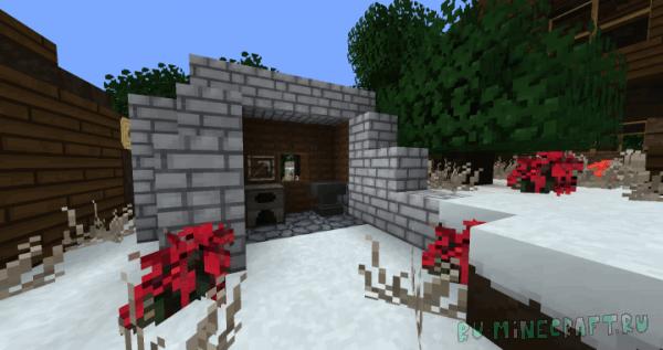Rangercraft Winter [1.12.2] [16x16]
