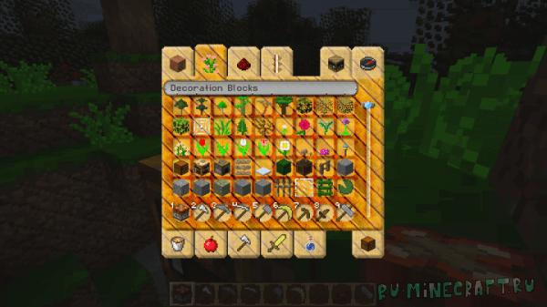 Woodcraft [1.12.2] [1.12] [16x16]