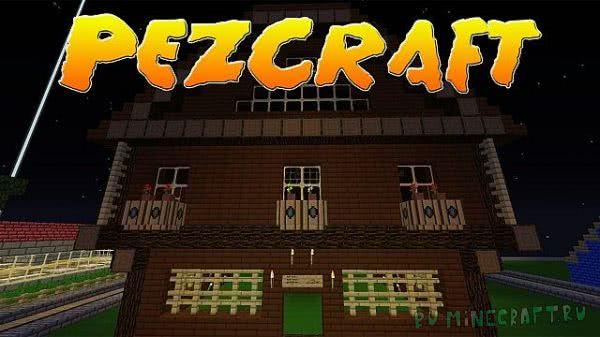 Pezcraft [1.12.2] [1.11.2] [16x16]