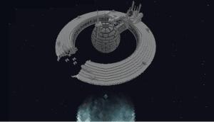 Trade Federation Ship - корабль Торговой Федерации [1.12][Map]