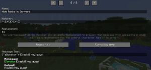 ChatFlow mod [1.12.2] [1.11.2] [1.10.2] [1.9.4] [1.7.10]