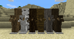 Wood Armors [1.12.2] [1.12.1]