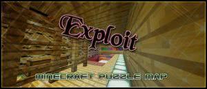 Exploit - карта головоломка [1.10+]