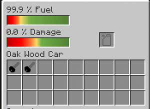 Ultimate Car Mod - машины [1.12.2] [1.11.2] [1.10.2]