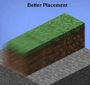 Better Placement [1.12.2] [1.11.2] [1.10.2] [1.9.4] [1.7.10]