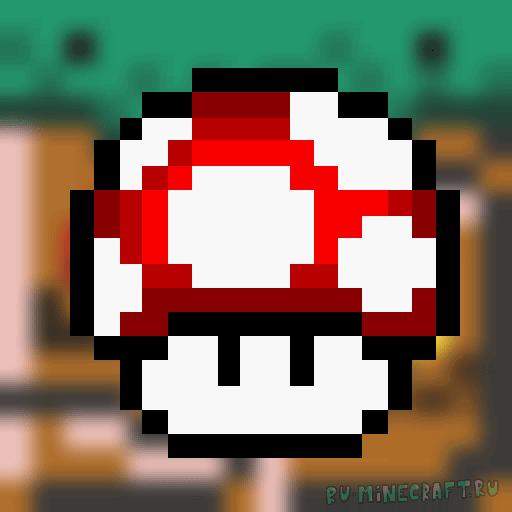 Mario Mod 2 - мод на Марио [1.12.2] [1.11.2] [1.10.2]