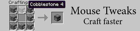 Mouse Tweaks - твики мышки [1.13] [1.12.2] [1.11.2] [1.10.2] [1.7.10]