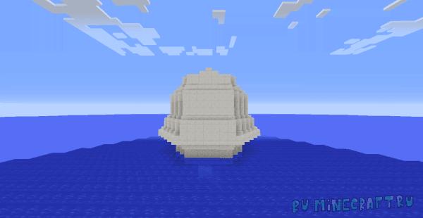 The Ship - Кораблик для богатых [MAP][1.8+]
