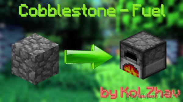Cobblestone - Fuel [1.7.10]