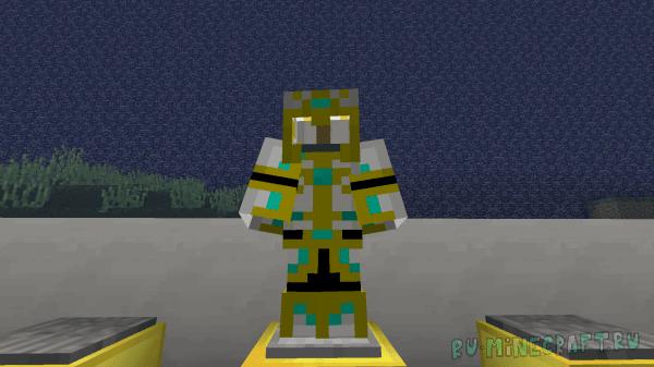 Story Mode Armor Pack - броня из Стори мод [1.12.2] [1.11.2]
