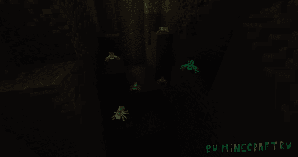 Nightmares mod [1.12.2]