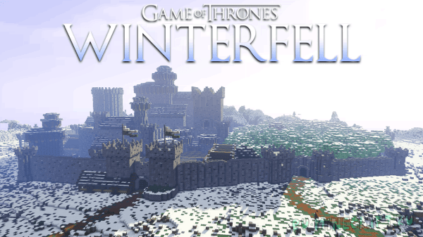 Winterfell - замок Винтерфелл из игры престолов [1.11.2]