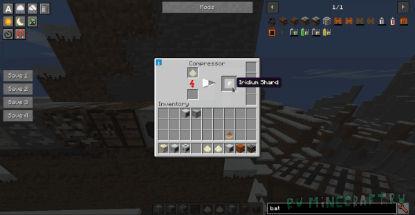 Iridium Source [1.12.2] [Addon]
