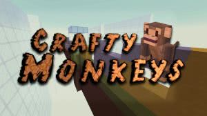 Crafty Monkeys - карта для боев с другом [1.12+]