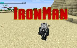 IronMan mod - мод на железного человека [1.12.2] [1.7.10]