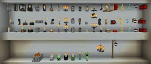 ATLCraft Candles Mod - мод на освещение[1.12.2] [1.10.2]