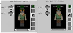 Wearables mod - уникальная одежда, броня [1.12.2] [1.11.2] [1.10.2]